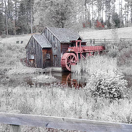 Guildhall Crawford Gristmill by Jeff Folger