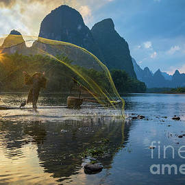 Guilin Net by Inge Johnsson