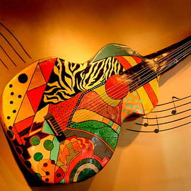 Guitar Music  by Arlane Crump