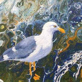 Gull by Nancy Jolley