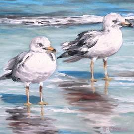Gulls  by Eileen Patten Oliver