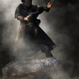 Gunslinger by Daniel Eskridge