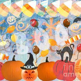Halloween Art by Diann Fisher