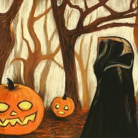 Halloween Forest by Anastasiya Malakhova