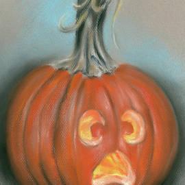 Halloween Jack O Lantern Pumpkin by MM Anderson