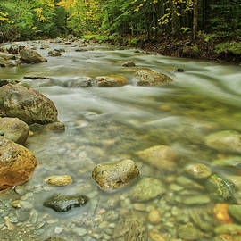 Hancock Branch Waters by Jurgen Lorenzen