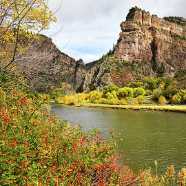 Hanging Lake Rest Stop On I-70 by Ray Mathis