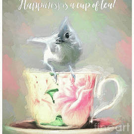 Happiness Is A Cup Of Tea by Tina LeCour
