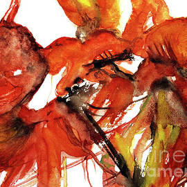 Happy Abstract by Jasna Dragun