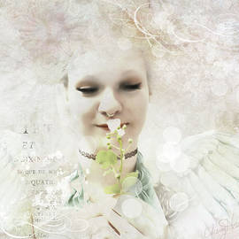 Happy Angel by Cherry Hammons
