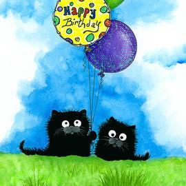 AmyLyn Bihrle - Happy Birthday Cats