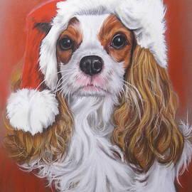 Happy Christmas by Barbara Keith