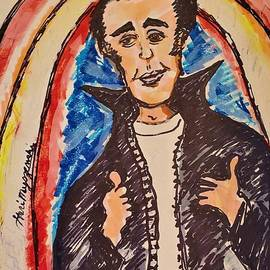 Happy Days The Fonz by Geraldine Myszenski