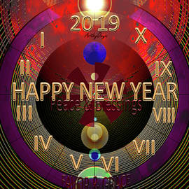 Happy New Year by Art By ONYX