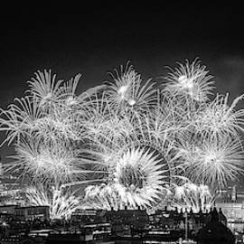 Happy New Year by Stewart Marsden