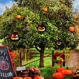 Happy Pumpkin Season by Debra and Dave Vanderlaan