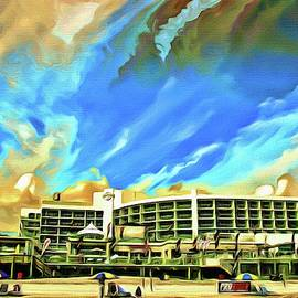 Hard Rock Crazy Clouds by Alice Gipson