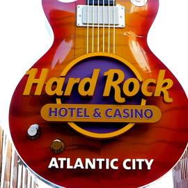 Hard Rock Hotel and Casino - 1 by Arlane Crump