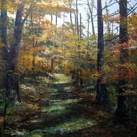 Hartwick Path by Lee Piper