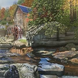 Harvest Payday 1876 by C Robert Follett