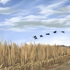 Jeanne Cutler - Harvest Ready