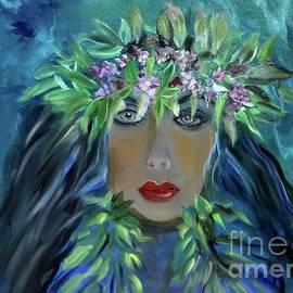 Hawaiian Monarch Hula by Jenny Lee