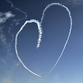 Heart In The Sky  by Chance Kafka