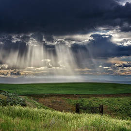 Heavens Magical Lights by Wes and Dotty Weber