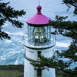 Heceta Lighthouse by James Farrell