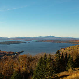 Height Of Land In Maine by Jeff Folger
