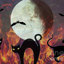 Hell Cats by Diann Fisher