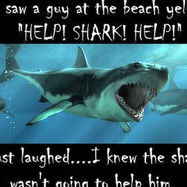 Help Shark Help by Daniel Eskridge