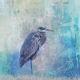 Heron Harmony by Jai Johnson