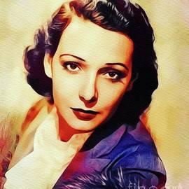 John Springfield - Hester Dean, Vintage Actress