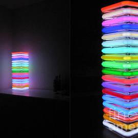 Hidden Inside The Stacks Of Light by Kasey Jones
