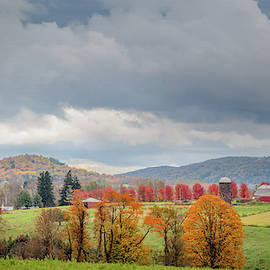 Hiddenhurst Farm by Bill Wakeley