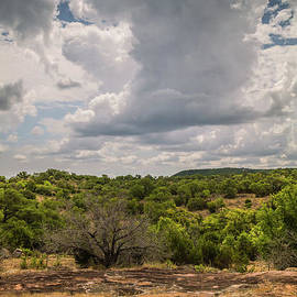 Hill Country Clouds by David Cutts