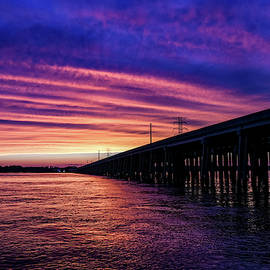 Hilton Head Sky  by Joseph Caban
