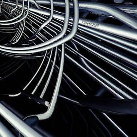 Carel Schmidlkofer - Hinged Metal Curves