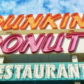 Historic Donuts by Lenore Locken