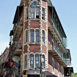 Historic Downtown Eureka Springs Street Scenes 7 by John Trommer