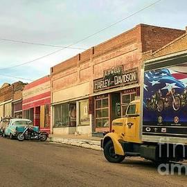 Historic Lowell in Bisbee Arizona by Tatiana Travelways