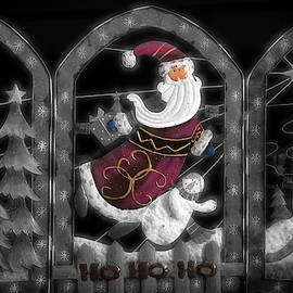 Ho  Ho  Ho by Donna Kennedy