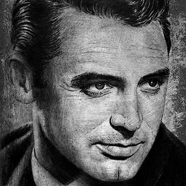 Hollywood Legends Cary Grant by Andrew Read