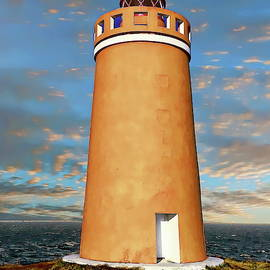 Holmsberg Lighthouse by Anthony Dezenzio