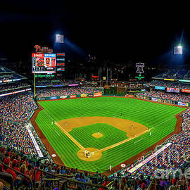 Home Of The Phillies by Nick Zelinsky