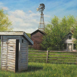Homestead by Kim Lockman