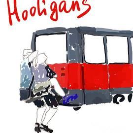 Hooligans by Maria Gunby