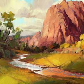 Hop Valley by Steve Henderson