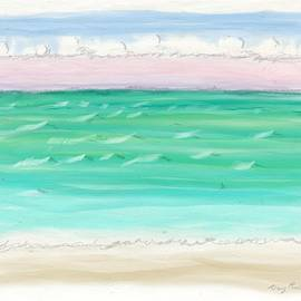 Horizontal Bliss by Gary F Richards